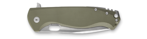 Viper Fortis Green G 10  - Titanium - M390 Steel