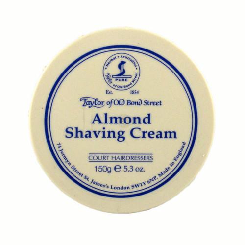 Taylor of Old Bond Street Shaving Cream Bowl, Almond