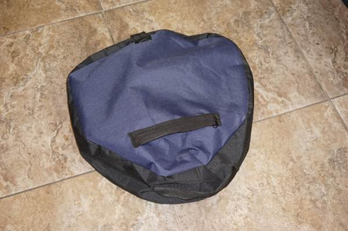 Bum Bag blue/black