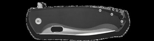 Viper Fortis Black G 10  - Titanium - M390 Steel