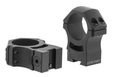 UTG P.O.I. Pro rings Dovetail 30mm