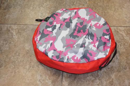 B\Pink bum bag