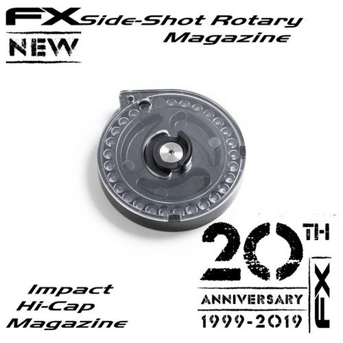 FX Impact Mk II Side Shot Hi Cap Magazines
