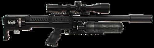LCS Air Arms SK-19 Automatic .25 Air Rifle