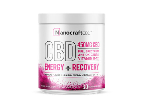 CBD Energy + Recovery Drink