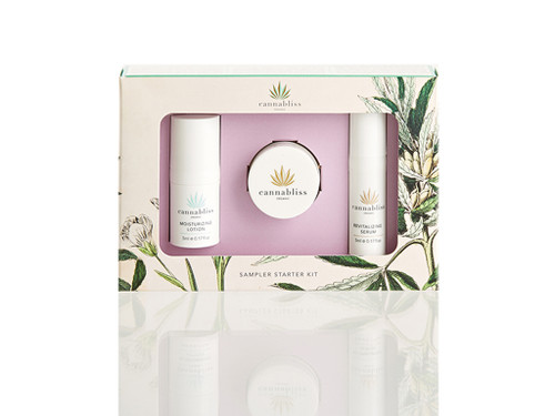 Beauty Starter Kit - Cannabliss