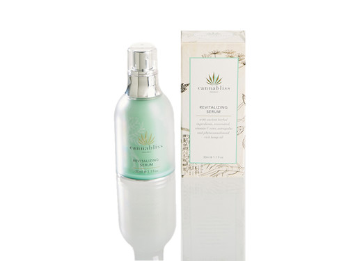 Revitalizing Face Serum - Cannabliss