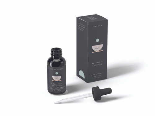 CBD Botanical Night Drops - Kiskanu