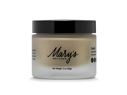 Purify Dead Sea Mineral Mud Mask - Mary's Product