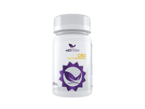 Hemp Good Morning Capsules - Medterra