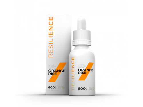 Orange Rise Tincture - Resilience