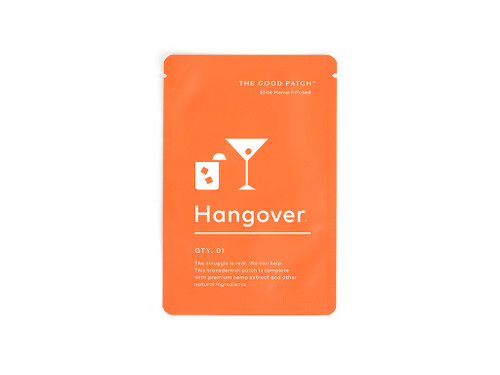 Hangover Patch - The Good Patch