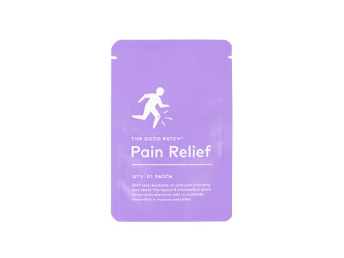 Pain Relief Patch - The Good Patch