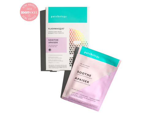 Patchology - Flashmasque Soothe Box and Contents