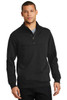 CS626 - CornerStone Jobshirt - Black - Front View