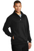 CS626 - CornerStone Jobshirt - Black - Front