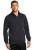 CS626 - CornerStone Jobshirt - Dark Navy - Front View