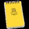 Rite in the Rain Original Yellow Top Spiral Waterproof Notebook