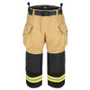 Lakeland Bunker Gear Stealth Turnout Pants, front view