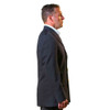 Anchor Uniform Double Breasted Polyester Class A Dress Coat - Side View