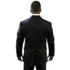 Anchor Uniform Single Breasted Polyester Class A Dress Coat - Back View