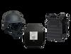 United Shield International PAGST / PSTSC650 Helmet, Acer Lite Gen II Plate, and RPSS Carrier