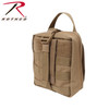 Tactical Breakaway Pouch - Great addition to ballistic vest carriers - Coyote Brown