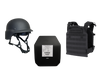 United Shield International PAGST / PSTSC650 Helmet, Acer Lite Gen II Plate, and RPSS Carrier