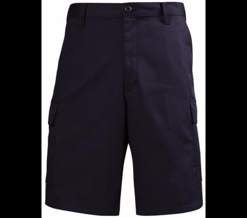 Lion 100% Cotton Flat Front Station Wear Shorts