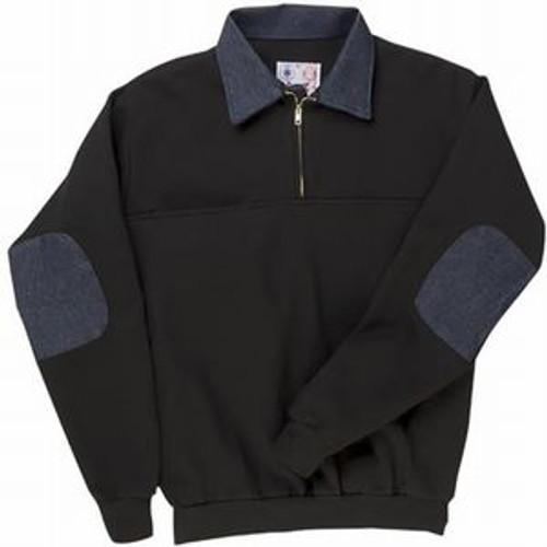 Game Sportswear 810 Denim Detailed Jobshirt - Navy