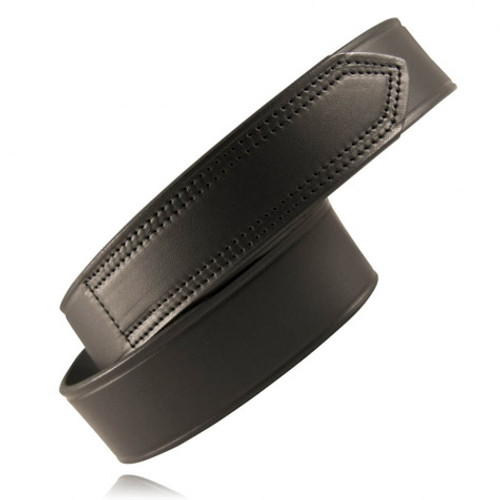 "1.75"" Velcro Tipped Leather Belt - Plain Leather"