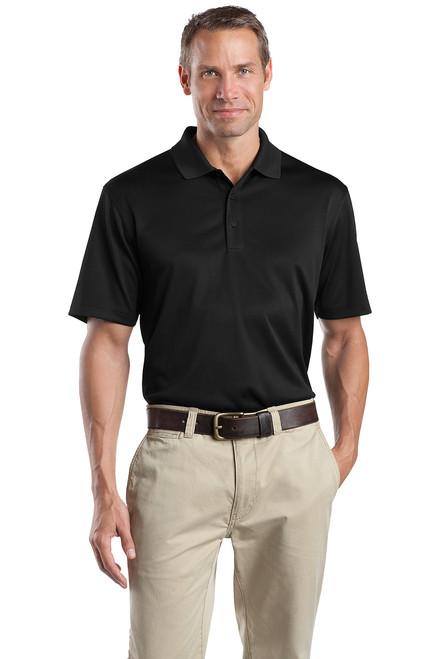 Cornerstone Select Snag-Proof Polo - CS412 - Black