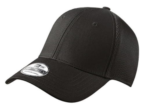 New Era Stretch Mesh Cap - Black