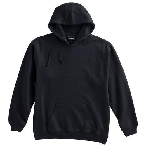 Pennant Super 10 Pullover Hoodie Black