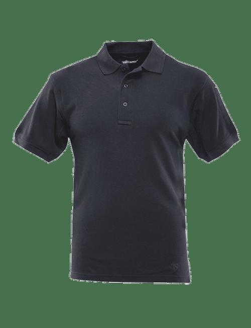Tru-Spec Men's Short Sleeve Classic 100% Cotton Polo - Navy
