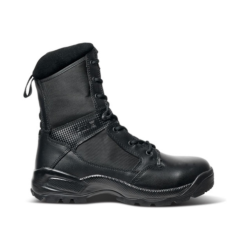 "ATAC 8"" Side-Zip Boot - Black (019)"