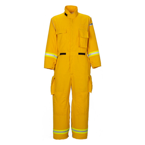 Lakeland Wildland Fire Gear Bunker Coverall - Front
