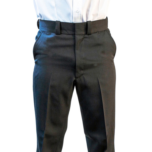 Anchor Uniform 230PY Class A Polyester Dress Pant - Front View