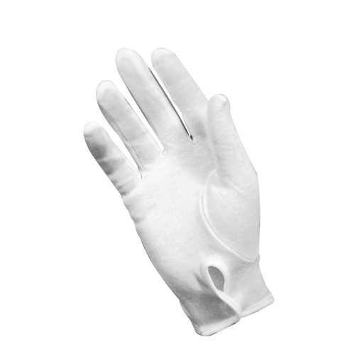 Firefighter Class A Parade Gloves from Rothco - Palm View