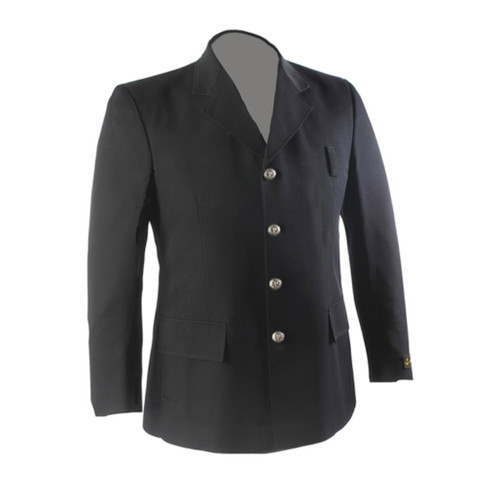 Anchor Uniform Women's Single Breasted Class A Dress Coat - Polyester