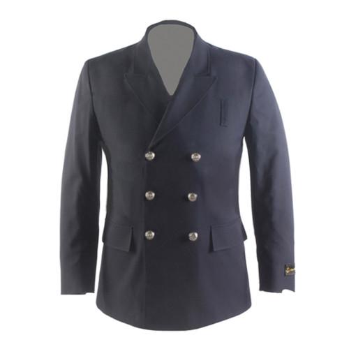 Anchor Uniform Women's Double Breasted Class A Dress Coat - Wool Blend