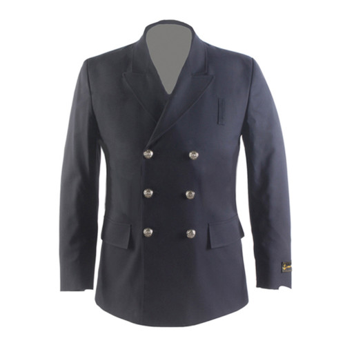 Anchor Uniform Women's Double Breasted Class A Dress Coat - Polyester