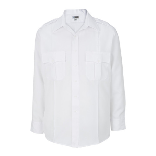 Edwards Garment White Uniform Shirt