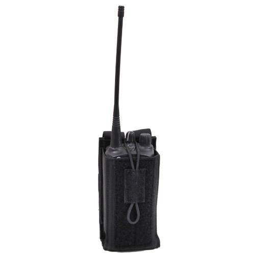 Rothco Universal Radio Pouch - Black