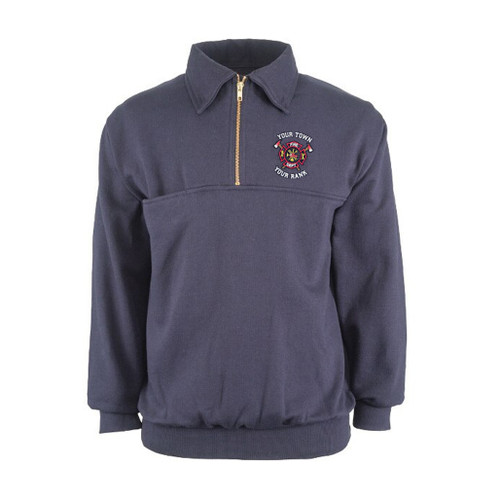 Game Sportswear Jobshirt with Custom Fire Department Embroidery