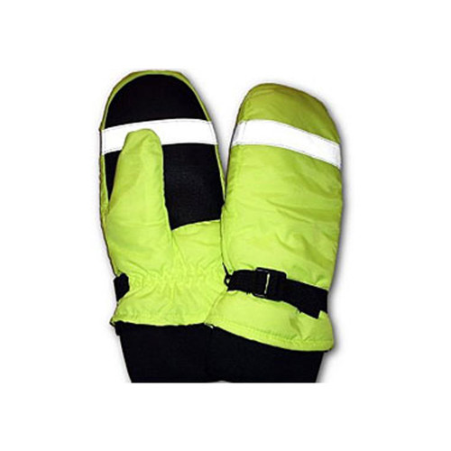 485 Gloves for Professionals Hi Visibility Traffic Mitten
