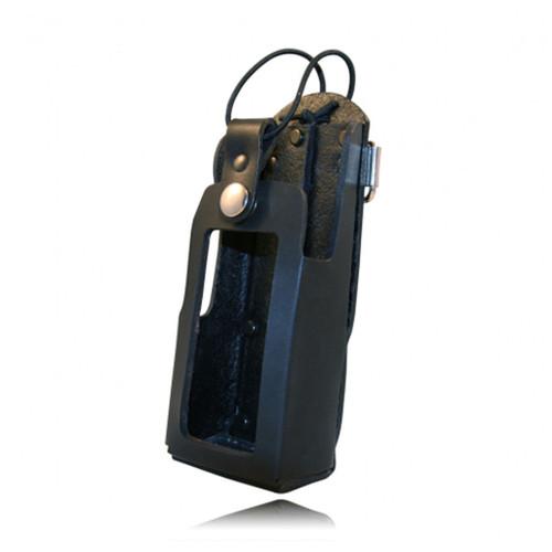 Boston Leather Firefighter's Radio Holder [Motorola XTS 1500, 2500, 5000]