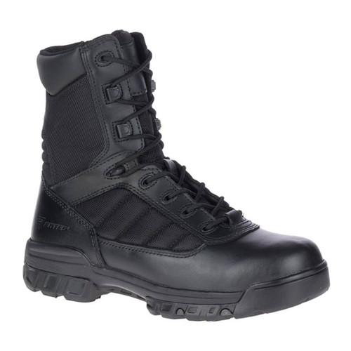 """Bates Men's 8"""" Tactical Sport Side Zip Boot"""
