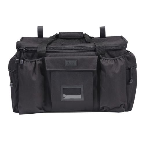 5.11 Tactical Nylon Law Enforcement Patrol Bag - Black (019)