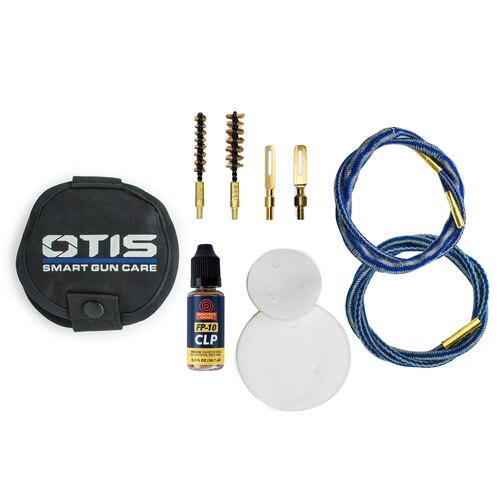 OTIS Technology Thin Blue Line Ripcord 5.66MM / 9MM Weapon Cleaning Kit